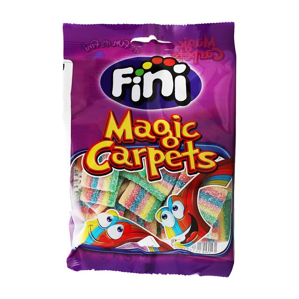 fini magic carpets пластинки фантазия короткие пакет Мармелад 100гр Испания