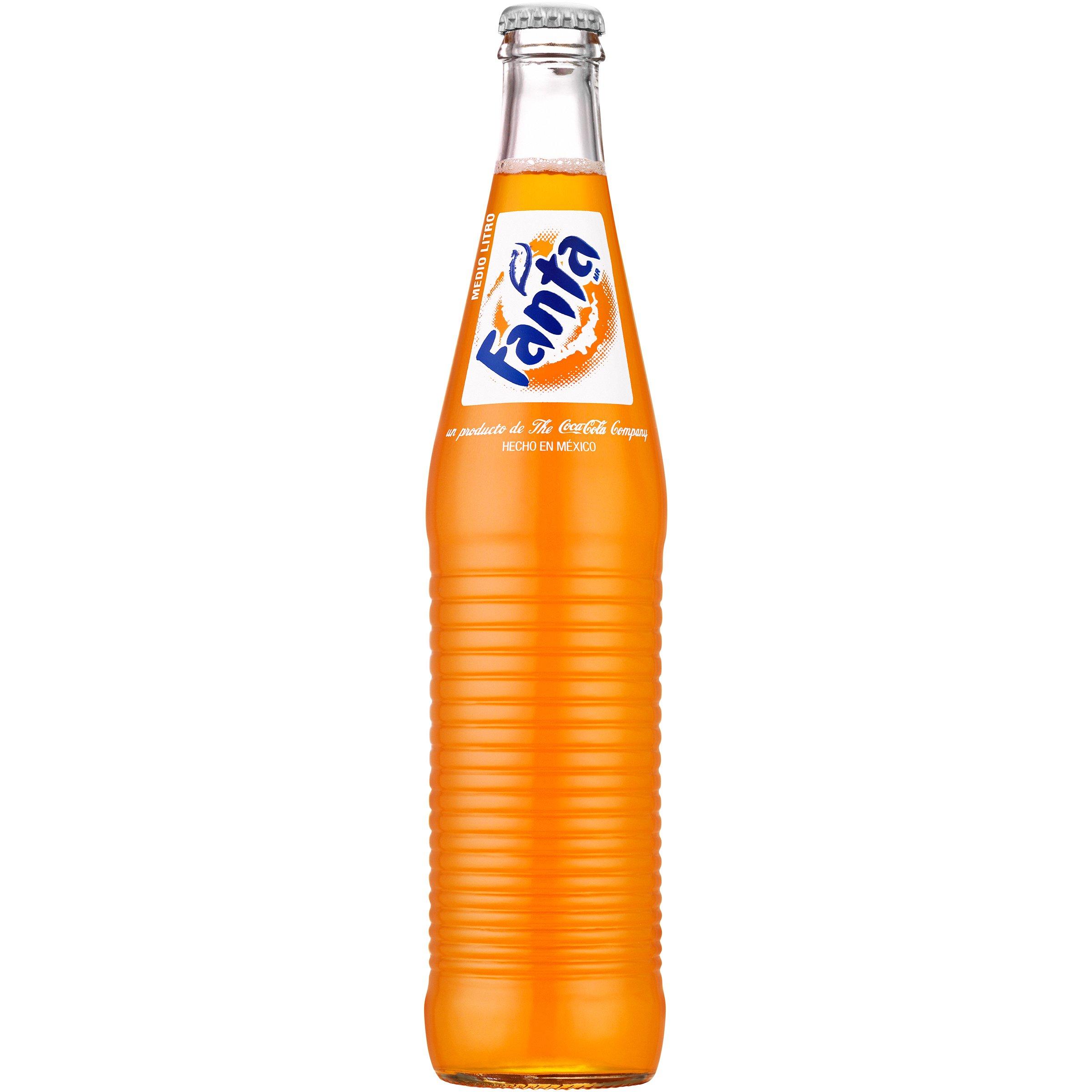Газ.напиток Фанта Оранж 500мл в стекле