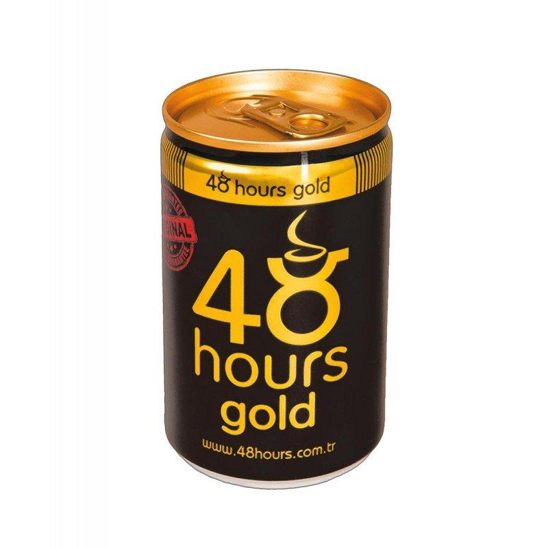 Газированный напиток с экстрактом женьшеня 48 hours gold
