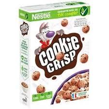 Хлопья Nestle Cookie-Crisp  225г