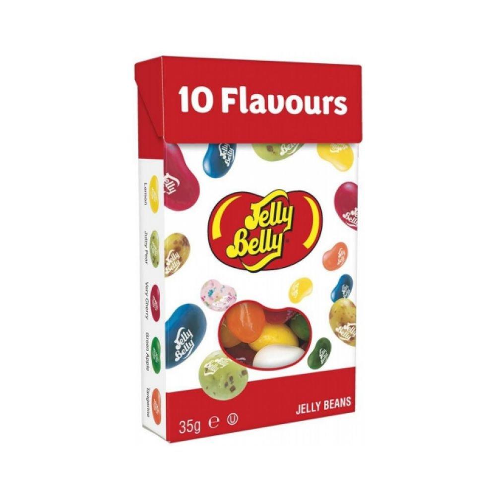 Jelly Belly 10 вкусов 35гр