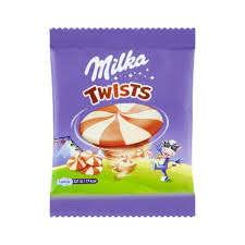 Конфеты Milka Twists 14,4г