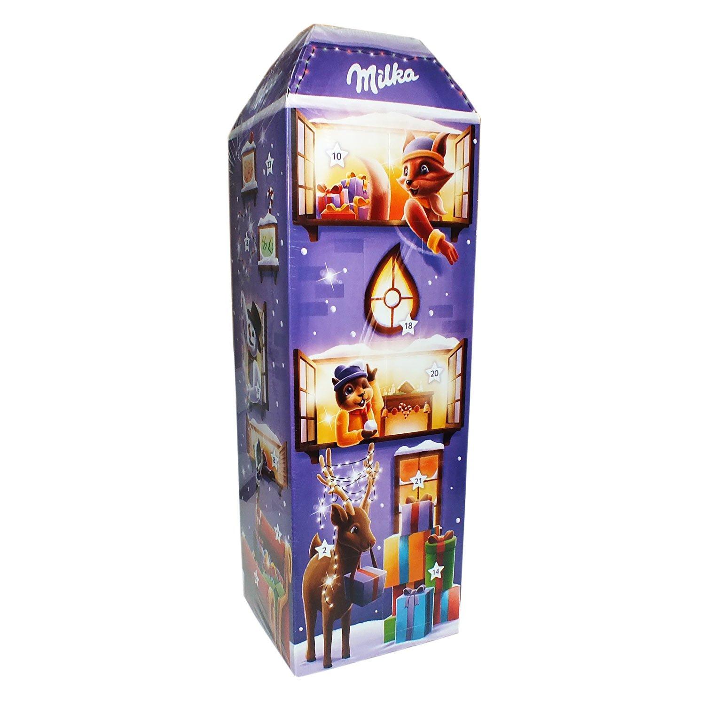 Milka 3D Advent Calendar (Новый год) 229гр.