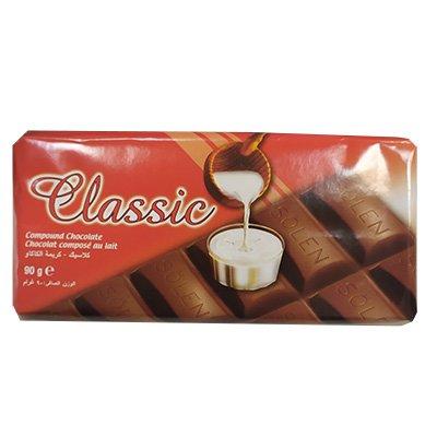 Шоколад молочный CLASSIC 90гр Турция