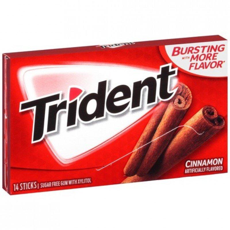 Trident MAX Cinnamon 26,6g
